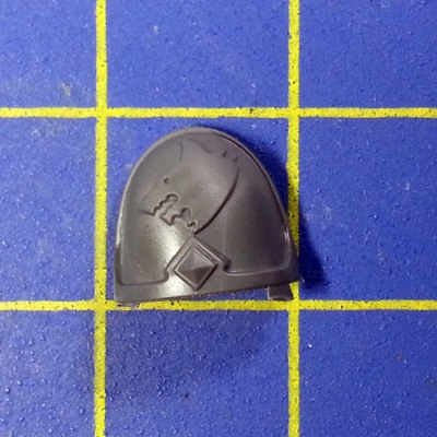 Wh40k SW Upgrades Shoulder Pad H