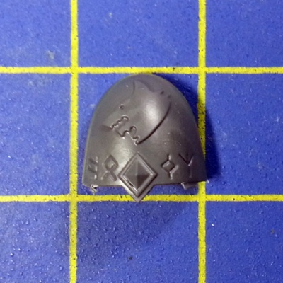 Wh40k SW Upgrades Shoulder Pad I