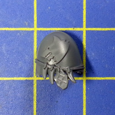 Wh40k SW Upgrades Shoulder Pad J