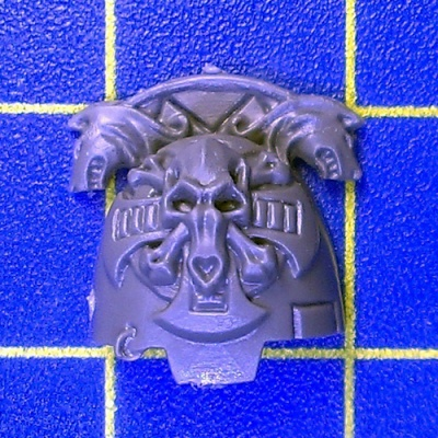 Wh40k SW Wolf Guard Terminators Shoulder Pad C