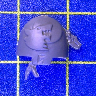 Wh40k SW Wolf Guard Terminators Shoulder Pad F