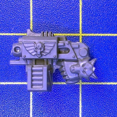 Wh40k SW Wolf Guard Terminators Storm Bolter F