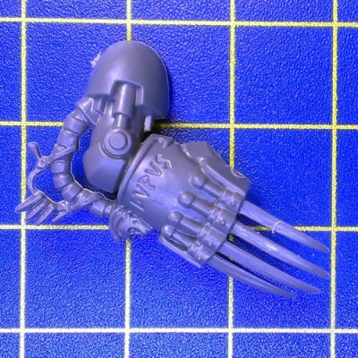 Wh40k SW Wolf Guard Terminators Wolf Claw Right C
