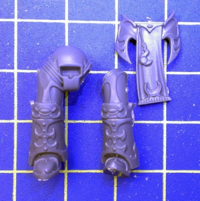 Wh40k Thousand Sons Rubric Marines Legs C