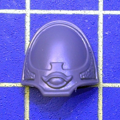 Wh40k Thousand Sons Rubric Marines Shoulder Pad A