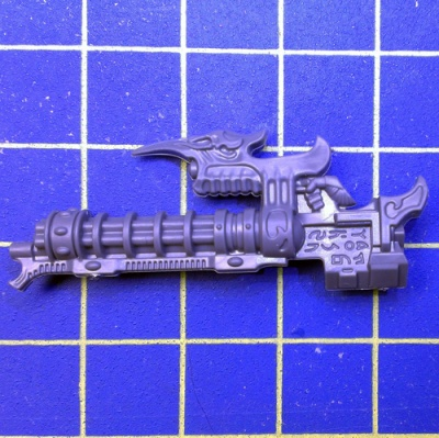 Wh40k Thousand Sons Rubric Marines Soulreaper Cannon