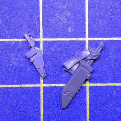 Wh40k Tau Fire Warriors Warriors Shas'ui Bonding Knife