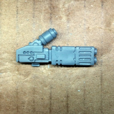 XV25 Stealth Armour Fusion Blaster