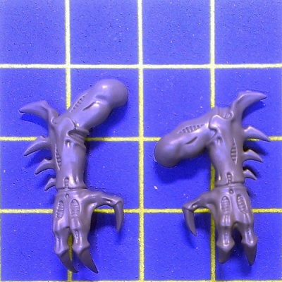 Wh40k Tyranid Warriors Rending Claws