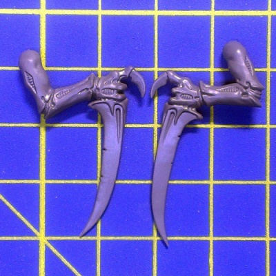 Wh40k Tyranid Warriors Scything Talons