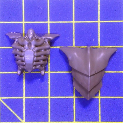 Wh40k Tyranid Warriors Torso