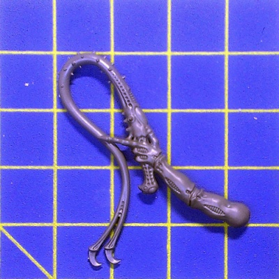 Wh40k Tyranid Warriors Lash Whip C