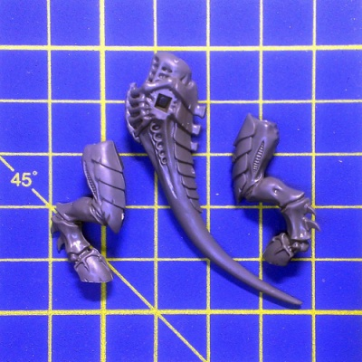 Wh40k Tyranid Warriors Legs