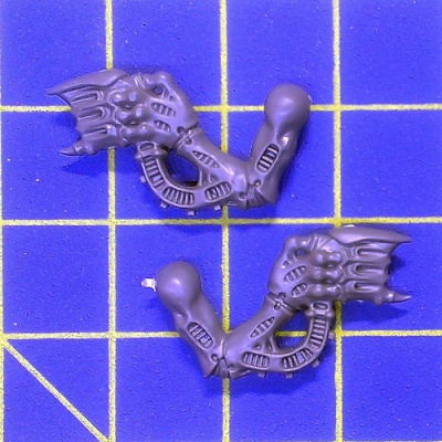 Wh40k Tyranid Warriors Spinefists