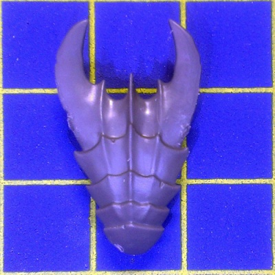 Wh40k Tyranid Warriors Head Plate A
