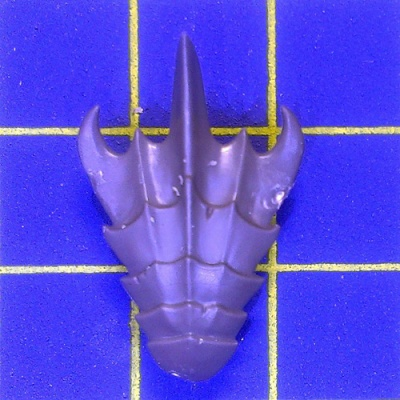 Wh40k Tyranid Warriors Head Plate C