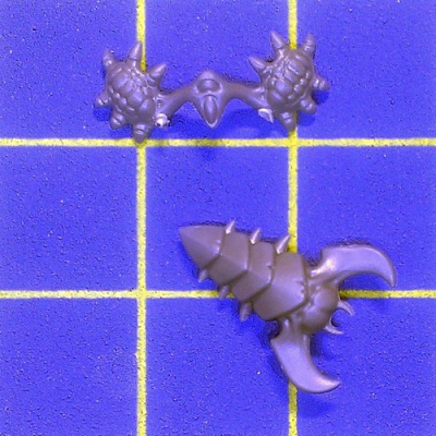 Wh40k Tyranid Warriors Tyranid Prime Accessories