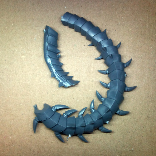 Tyranid Trigon Tail Section B