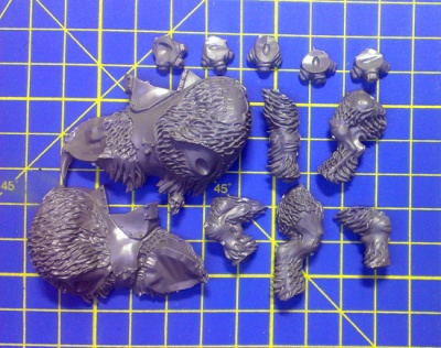 WhFB Ogre Kingdoms Mournfang Cavalry Body B