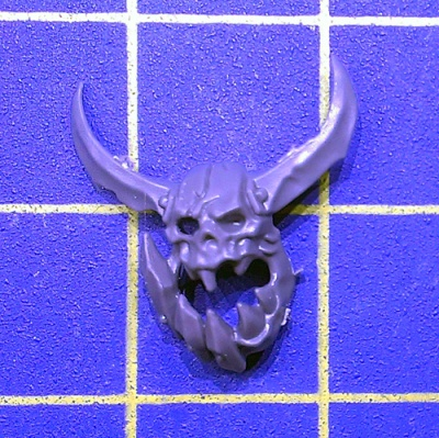WhAoS Orruk Brutes Shoulder Pad Accessory H