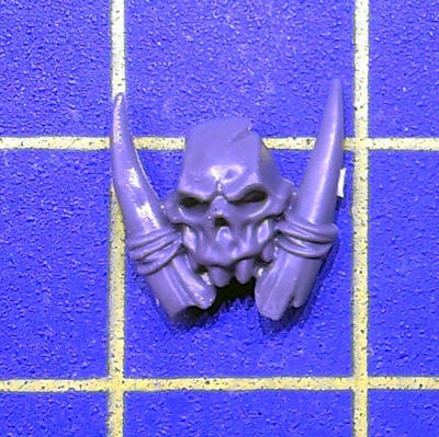 WhAoS Orruk Brutes Shoulder Pad Accessory I