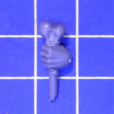 WhFB O&G Savage Orcs One Hand Weapon Left F