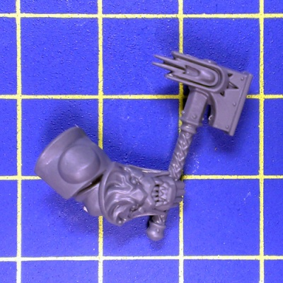 WhAoS Stormcast Eternals Prosecutors Right Arm Lightning Hammer Prime