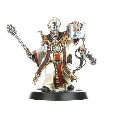 PREORDER - WhQuest Blackstone Fortress Explorers Taddeus the Purifier