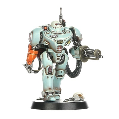 PREORDER - WhQuest Blackstone Fortress Explorers UR-025 Imperial Robot