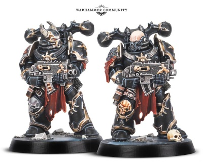 PREORDER - WhQuest Blackstone Fortress Hostiles Chaos Space Marines