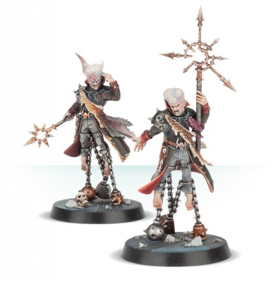 PREORDER - WhQuest Blackstone Fortress Hostiles Rogue Psykers