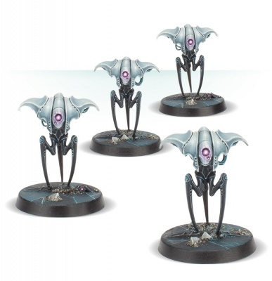 PREORDER - WhQuest Blackstone Fortress Hostiles Spindle Drones